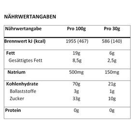 GU Energy StroopWafel Żywność dla sportowców Salted Chocolate 16 x 30g
